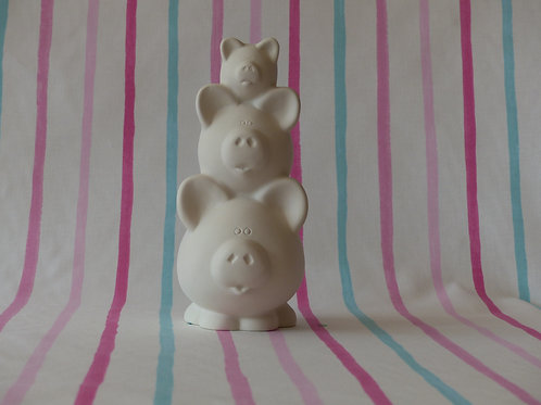 Stacking Piggy Bank