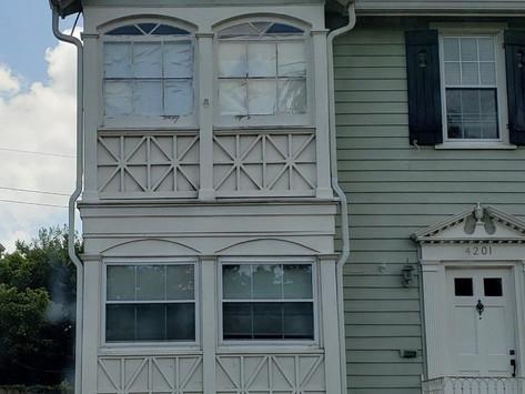 Maintaining Your Historic Wood Windows