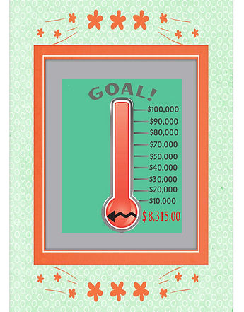 Goal in green 4 with 8,315. in total fra
