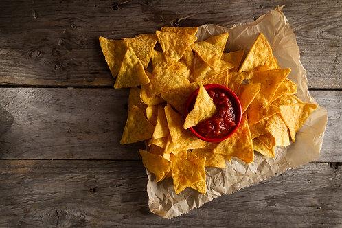 Thai sweet chili tortilla