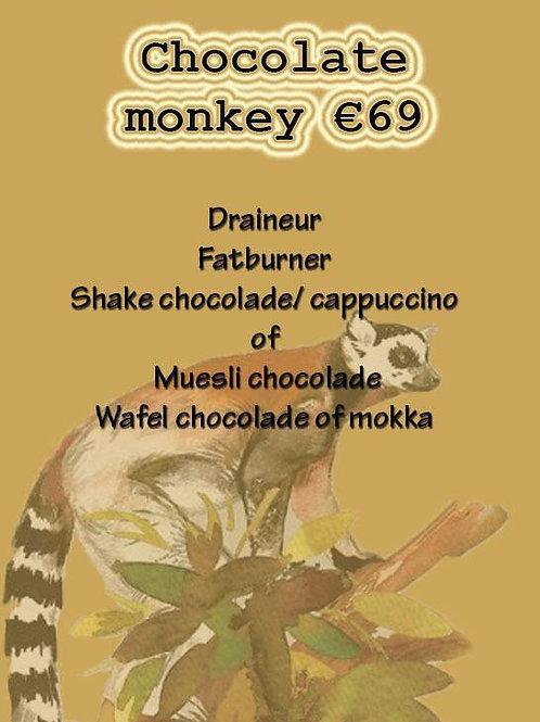 Chocolate Monkey