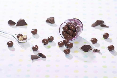 Soja bolletjes met chocolade smaak