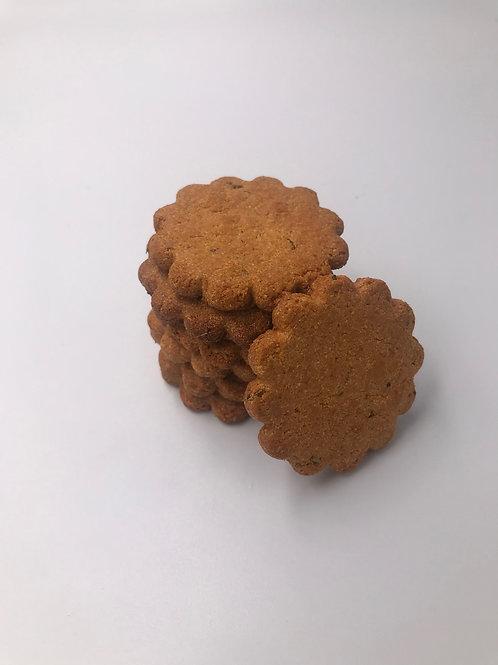 crackers parmezaan in zakjes