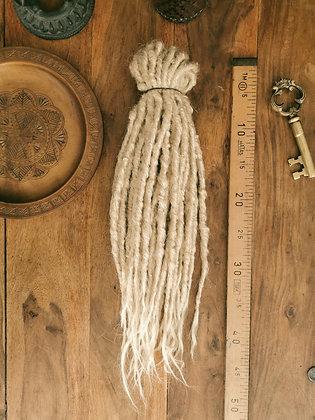 Dreads doubles - Mi-longues et moyennes - Platine