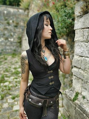 Gilet Kalinda Noir