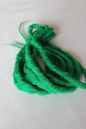 Vert émeraude - Simple - Effet Naturel - Par 5