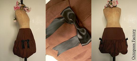 Bow Tie Chocolat et Noir
