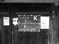 Cordalou - Suisse - 2017