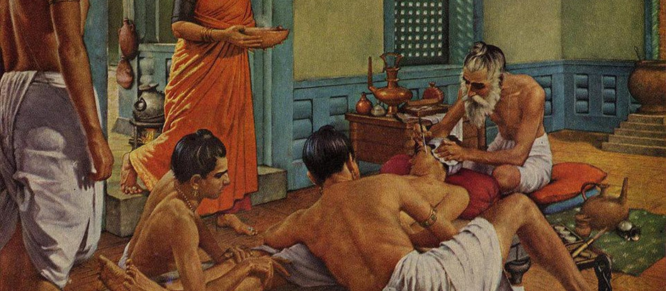 Sushruta & His Saṃhitā — Part 3 — The American Connection
