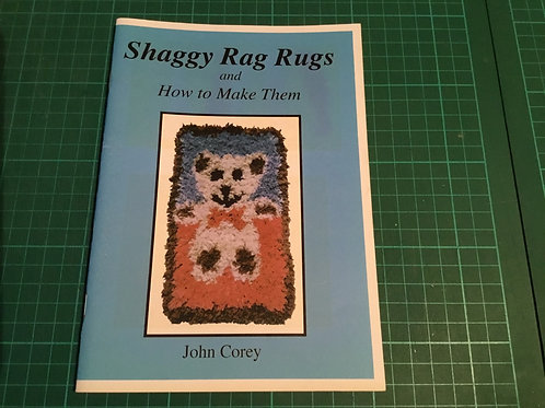 Shaggy Rag Rugs Book