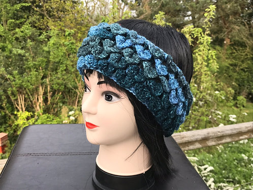 Dragon Scale Headband - Paintbox