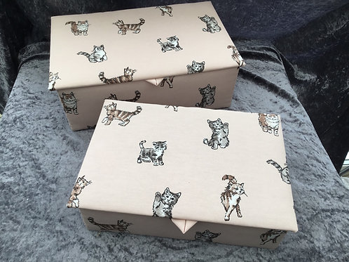 SPECIAL OFFER PAIR OF BOXES