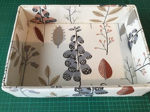 The 'IN' Tray. Handmade Box