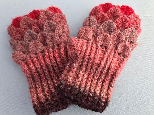 Dragon Scale Gloves - Flat Palm - Sardinia