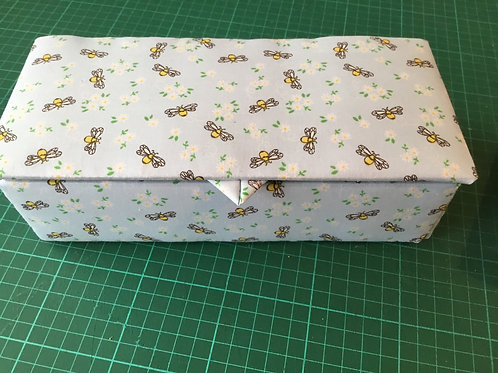 Long box with Moveable Divider