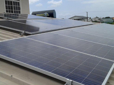 COMBINATION SOLAR WATER HEATER WITH POWER ON ENERGY