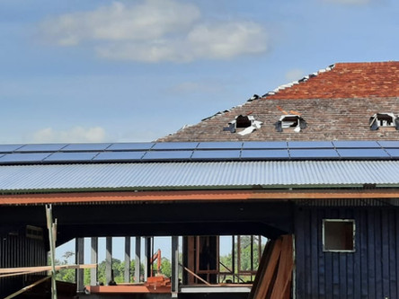 ON GRID SOLAR ENERGY SYSTEM