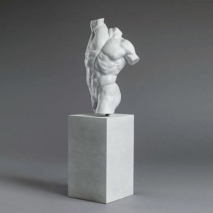 NICK BIBBY | Apollo (Maquette)