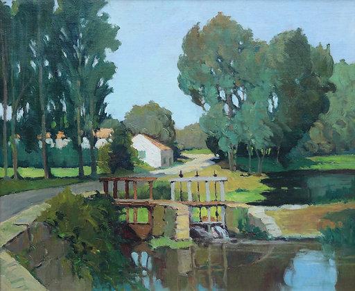 Le Bréville, Charente