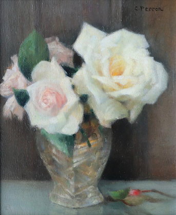 CHARLES PERRON | Bouquet des Roses
