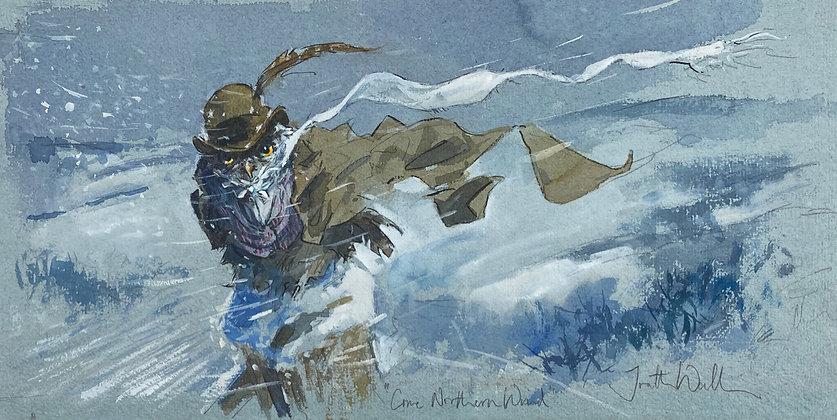 JONATHAN WALKER   Come Northern Wind