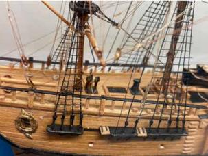 Ship Model Builder Extraordinaire
