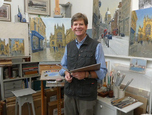 Studio Visit: Peter van Breda