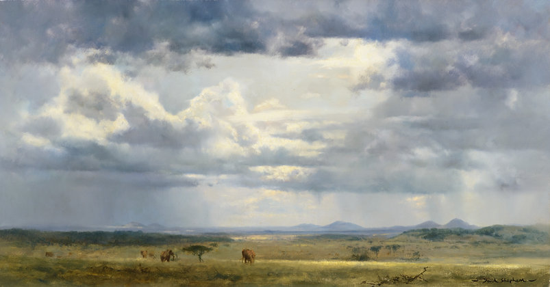 DAVID SHEPHERD | The Big Country