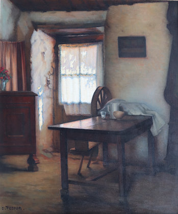 CHARLES PERRON   A Quiet Moment