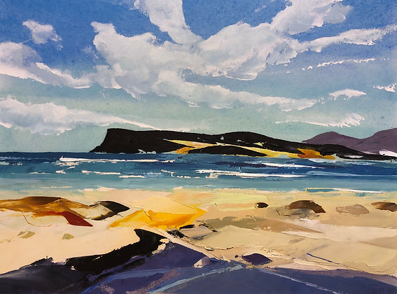 DONALD HAMILTON FRASER | Old Shoremore Bay, May Morning