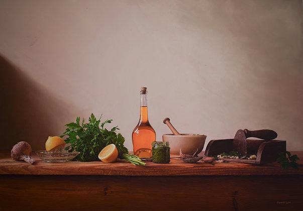 STEWART LEES | Lemon Parsley