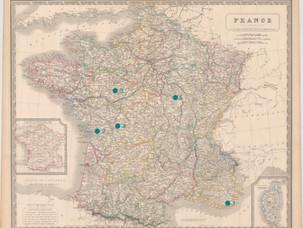 Michel Robin - A Journey Through France