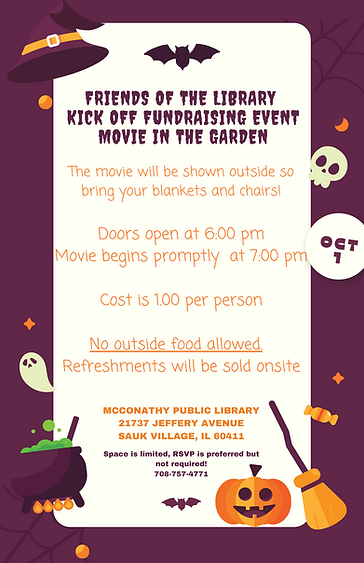 Kick off Fundraising Event Movie in the garden.png