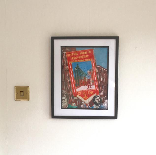 Frames Giclee Print