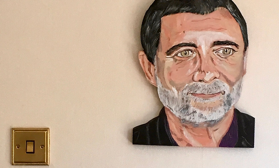 Bespoke Portraits on Canvas or Wood