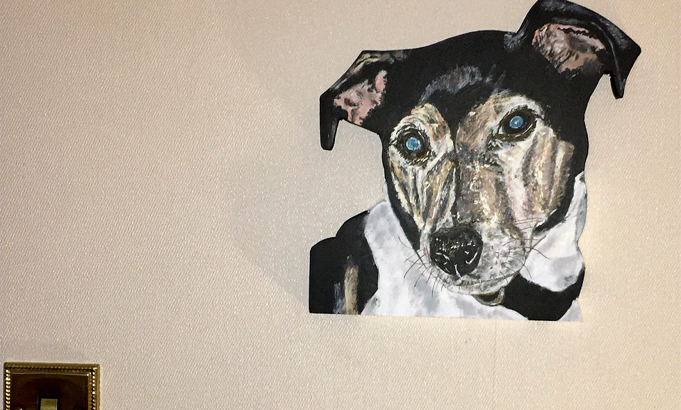 Bespoke Pet Portraits (from your photo)
