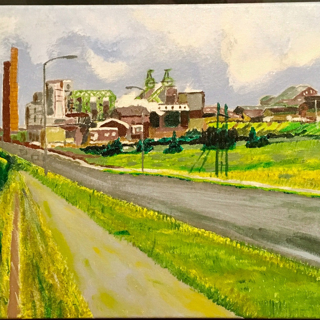 Sutton Manor Colliery (prints available)