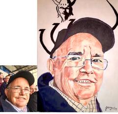 Portrait of Uncle Les