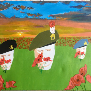Remembrance Painting