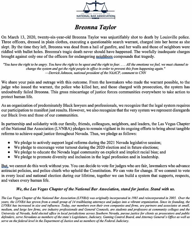 LVNBA Breonna Taylor Statement.png