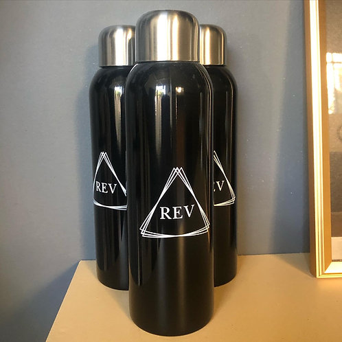 Black Rev Water Bottle