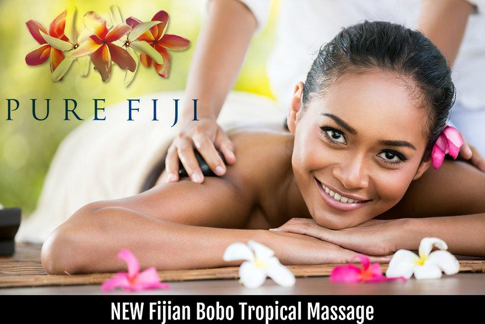 Divine Spa Fijian Bobo Tropical Massage