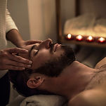Divine Spa Men Scalp Massage