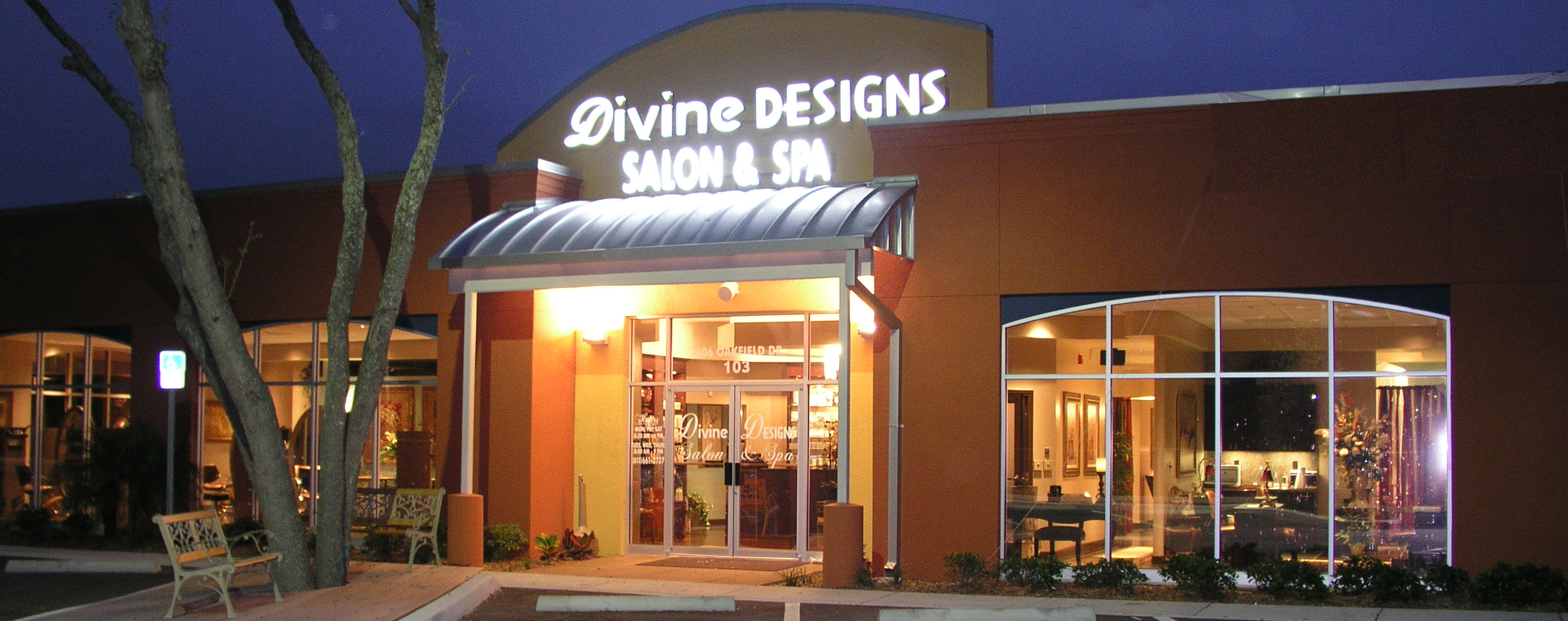 Divine Designs Salon Spa Brandon Florida