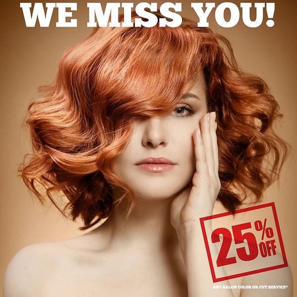 Divine Salon Spa Promotions