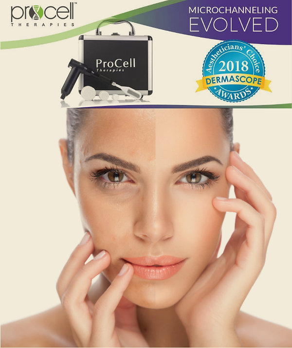 Divine Spa Procell Dermabrasion Treatment