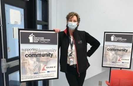 Ceres Terminals Canada Named One of the BC's Ministry of Health Community Partners
