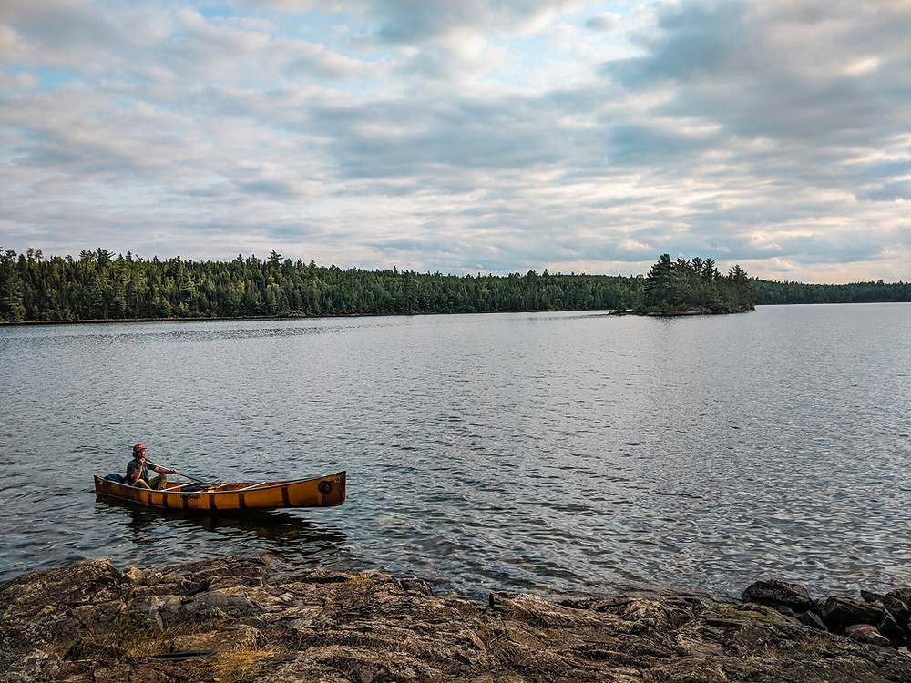 Canoeing in the Boundary Waters and things to know.