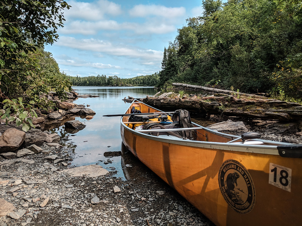 The Boundary Waters are a nature lover's dream for traveling to.