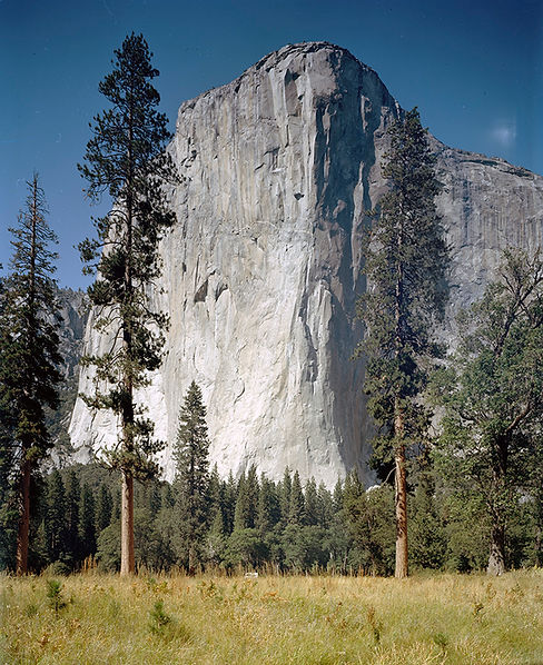 El Cap Yosemite